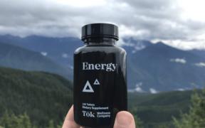 Tok Wellness Energy Bottle