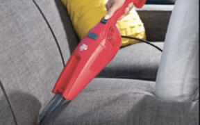 Red Dorm Vacuum