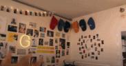 Gabis Dorm Wall