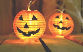 Halloween Lantern Pumpkins