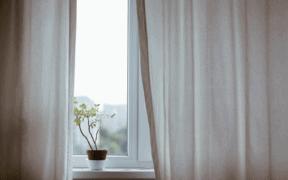 dorm curtains